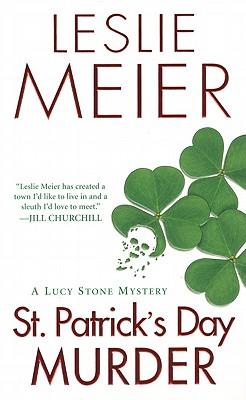 St. Patrick's Day Murder By Meier, Leslie